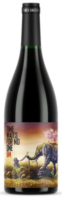 Finca Bacara, Time Waits For No One, 'Stone Elephant', Jumilla 2018